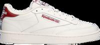 Weiße REEBOK Sneaker low CLUB C 85 MEN  - medium