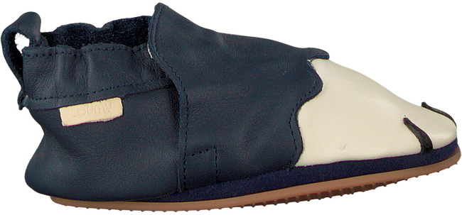 Blaue BOUMY Babyschuhe PAWS - large