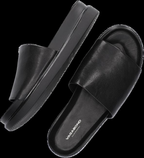Schwarze VAGABOND Pantolette ERIN  - large