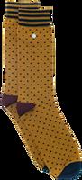 Grüne Alfredo Gonzales Socken ALFREDO'S DOTS  - medium