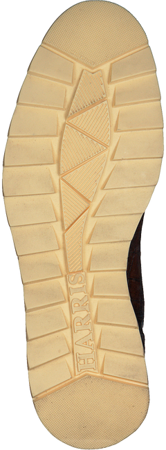 Cognacfarbene HARRIS Sneaker high 7727  - large