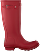 Rote HUNTER Gummistiefel ORIGINAL KIDS - small