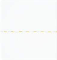 Goldfarbene NOTRE-V Armband ARMBAND KLEINE PARELS  - medium