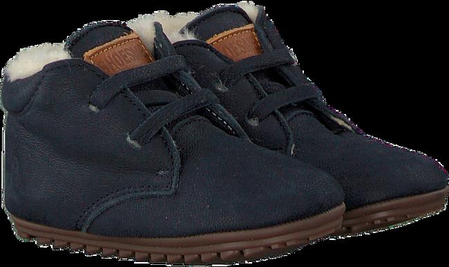 Blaue SHOESME Babyschuhe BP9W027  - large