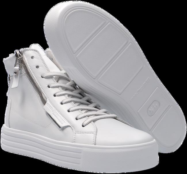 Weiße KENNEL & SCHMENGER Sneaker high 14370  - large