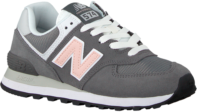 Graue NEW BALANCE Sneaker WL574  - large
