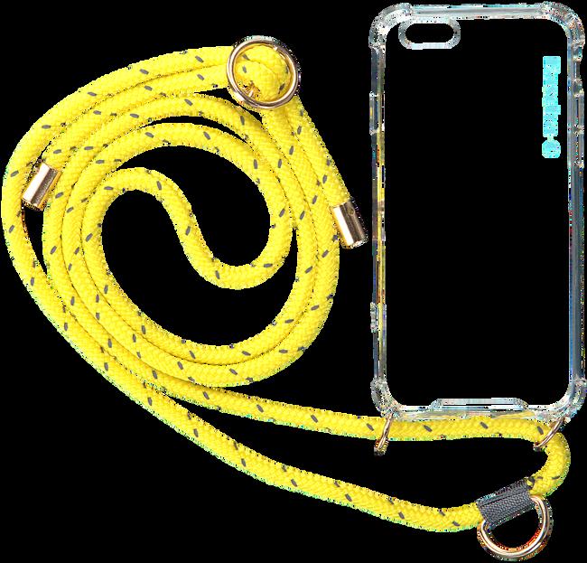 Gelbe KASCHA-C Handy-Schutzhülle PHONECORD IPHONE 7+/8+  - large