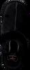 Schwarze WARMBAT Hausschuhe LISMORE  - small