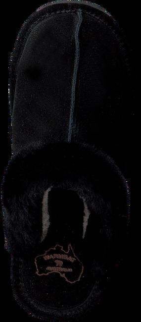 Schwarze WARMBAT Hausschuhe LISMORE  - large
