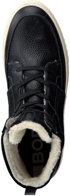 Schwarze BJORN BORG Sneaker COLLIN HIGH  - large