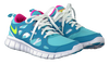 Blaue NIKE Sneaker NIKE FREE RUN 2 - small