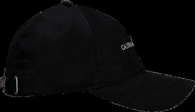 Schwarze CALVIN KLEIN Kappe J MONOGRAM CAP M  - large