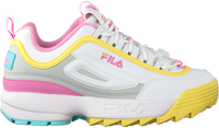 Weiße FILA Sneaker low DISRUPTOR KIDS  - medium