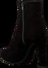 Schwarze UNISA Stiefeletten PAULOS  - small