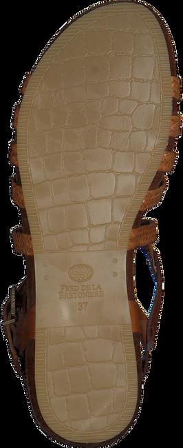 Braune FRED DE LA BRETONIERE Espadrilles 170010064  - large