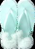 Blue UGG shoe LAALAA  - small