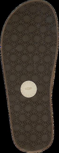 cognac UGG shoe BEACH FLIP  - large