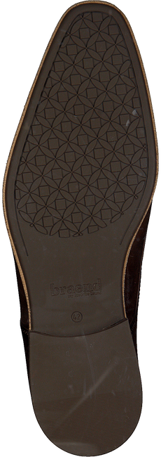 Cognacfarbene BRAEND Business Schuhe 16086  - large