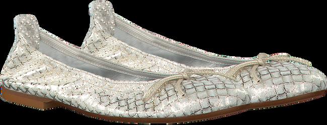Silberne CLIC! Ballerinas 7290 - large