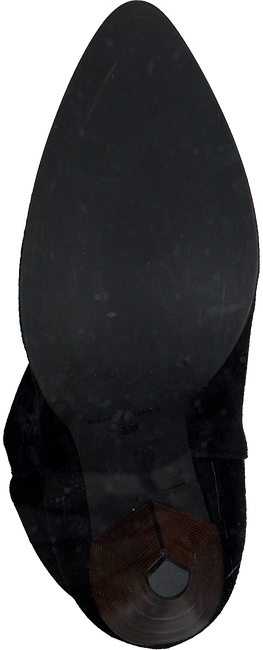 Schwarze NOTRE-V Stiefeletten DUNA7\G  - large