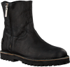 Schwarze SHABBIES Stiefeletten 181020149 - small