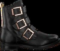 Schwarze OMODA Biker Boots LPCONAN  - medium