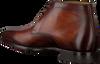 Cognacfarbene MAGNANNI Business Schuhe 20105 - small