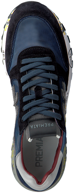 Blaue PREMIATA Sneaker low MICK  - large