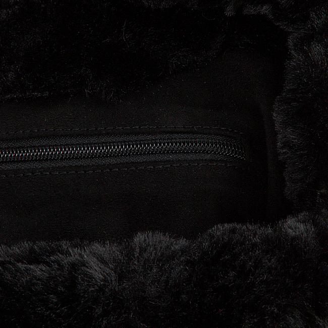 Schwarze UNISA Handtasche ZPIRO  - large
