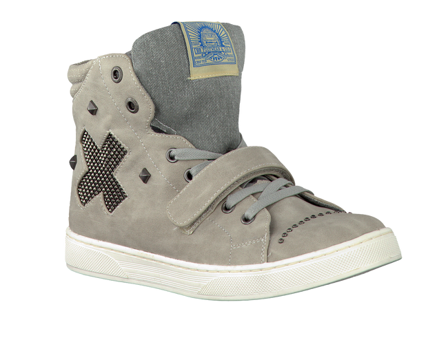 Graue BULLBOXER Sneaker 13AEF5322 - large