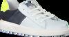 Weiße CLIC! Sneaker KAZAN - small