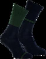 Blaue MARCMARCS Socken ALLARD COTTON 2-PACK - medium