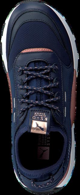 Blaue PUMA Sneaker RS-0 TROPHY  - large