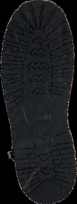Schwarze SHABBIES Stiefeletten 181020149 - large