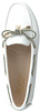 Weiße SCAPA Mokassins 21/455  - small