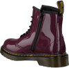 Rote DR MARTENS Schnürboots 1460 PATENT J  - small