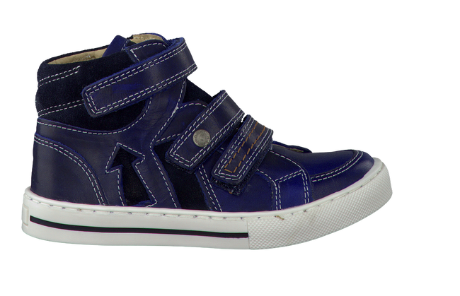 Blaue OMODA Ankle Boots 8842 - large