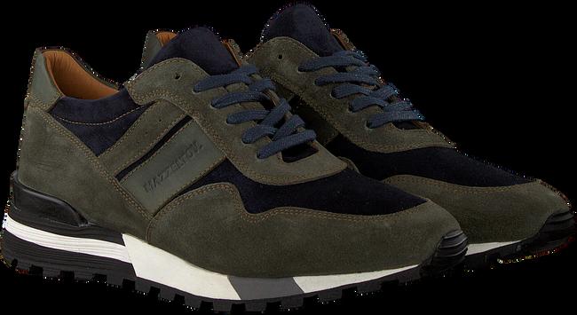 Grüne MAZZELTOV Sneaker 3982  - large