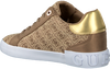 Beige GUESS Sneaker low PUXLY  - small