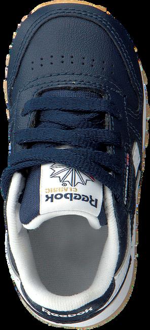 Blaue REEBOK Sneaker CLASSIC LEATHER KIDS  - large