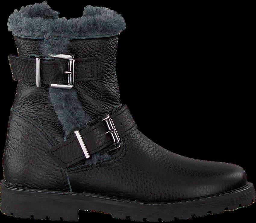 Schwarze TON & TON Ankle Boots 292548  - larger