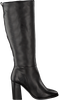 Schwarze PS POELMAN Biker Boots 5561 - small
