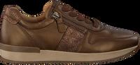 Bronzefarbene GABOR Sneaker low 420  - medium