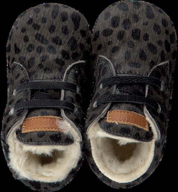 Graue SHOESME Babyschuhe BP9W027  - large