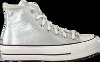 Silberne CONVERSE Sneaker high CHUCK TAYLOR ALL STAR LIFT HI  - medium