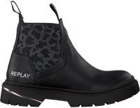 Schwarze REPLAY Chelsea Boots BRIDGE  - medium