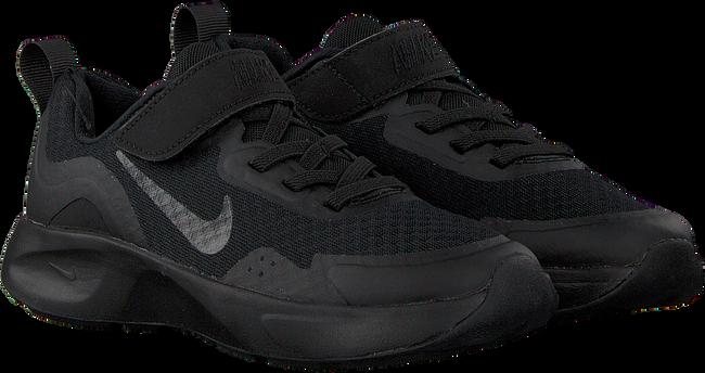 Schwarze NIKE Sneaker low WEARALLDAY  - large
