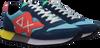 Blaue SUN68 Sneaker low JAKI PARTY TIME MEN  - small