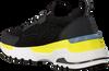 Schwarze CALVIN KLEIN Sneaker low HENSLEY  - small