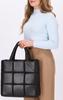 Schwarze STAND STUDIO Handtasche ASSANTE BAG  - small